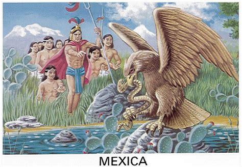 imagenes de los aztecas o mexicas viviendo la historia de m 233 xico los mexicas o aztecas