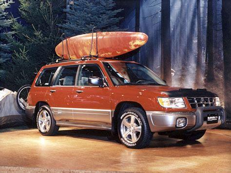 subaru forester station wagon 1998 subaru forester station wagon