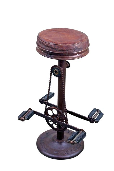 Bicycle Bar Stool by Bicycle Wheel Adjustable Barstool Home Design Ideas