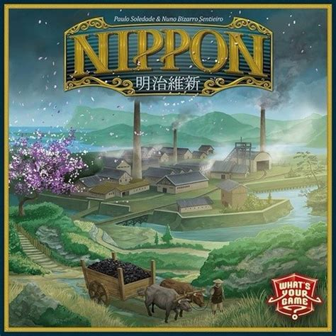 Gamis Nippon by Nippon Nippon Un Jeu De Nuno Bizarro Sentieiro Jeu