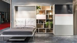 Murphy Bed Kitchen Table Clei Unveils Two In One Hideaway Kitchen And Murphy Bed