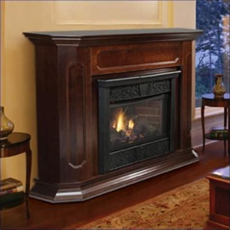 25 best ideas about ventless propane fireplace on gas fireplace mantel corner gas