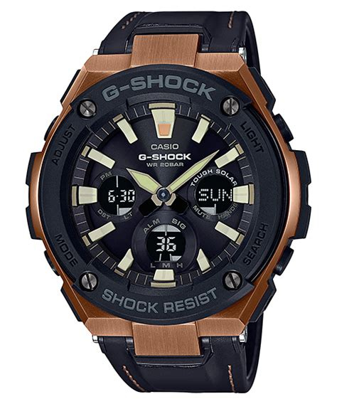 gst s120l 1a g steel g shock timepieces casio