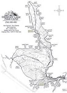 crowley lake fishing information and adventure www