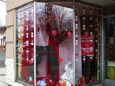valentines day window displays valentine s display window shop display