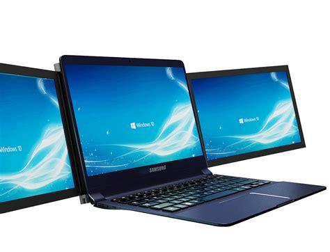 Monitor Laptop slidenjoy dual monitor extender gearnova