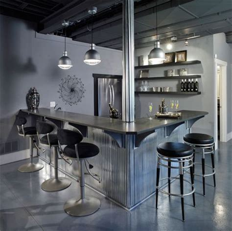 corrugated metal decorating ideas home decor pinterest corrugated sheet metal home bar design ideas pinterest