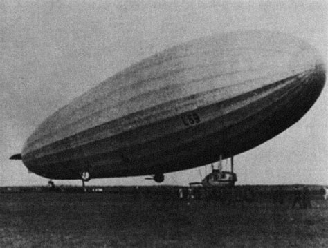 Zeppelin L by Das Afrika Schiff Historicwings A Magazine For