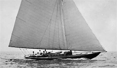 wooden boatworks greenport ny n g herreshoff new york 30 banzai classic sailboats