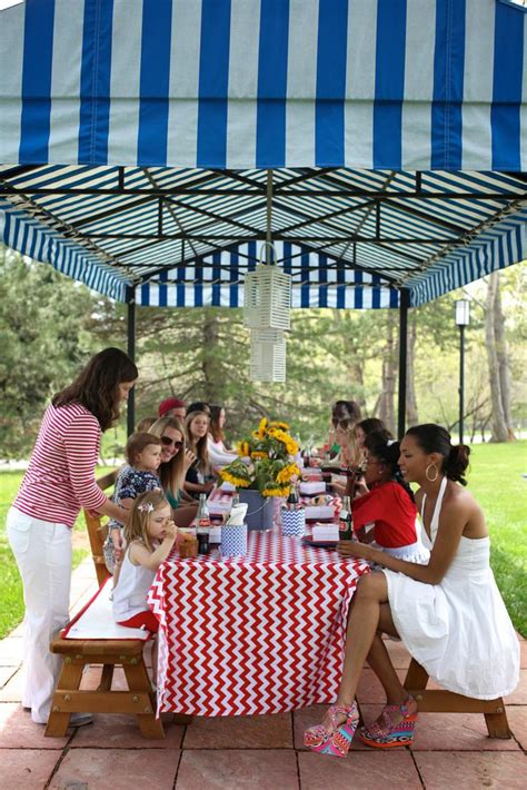 4th of july backyard party ideas kara s party ideas 4th of july outdoor summer patriotic