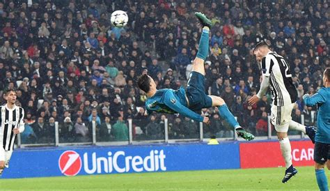 cristiano ronaldo juventus goal cristiano ronaldo scores goal in real madrid s 3 0 chions league win juventus