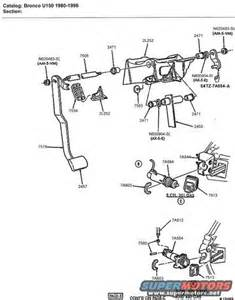 Check Brake System Ford 500 1983 Ford Bronco Hydraulic Clutch Pictures And
