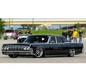 1964 Lincoln Continental Custom  HOT CARS