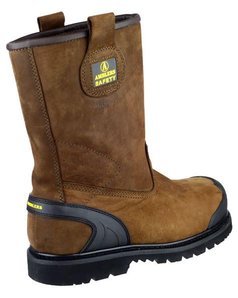 amblers safety fs223c rigger boot mens boots steel toe cap