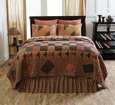 Primitive Bedding Sets Sale 1000 Images About King Quilt Sets On Sale On Pinterest King Size Quilt Quilt And