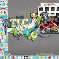 scrapbook layout broken arm scrapbook layouts illness injury on pinterest