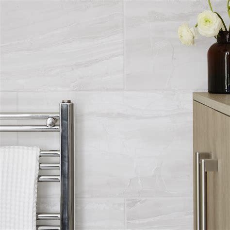 Grey White Kitchen Fossilised Wood Pebble Stone Effect Ceramic Wall Amp Floor