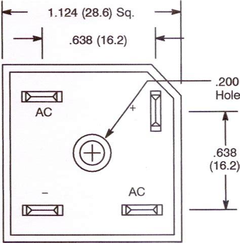 selenium rectifier replacement diode ot selenium rectifier replacement