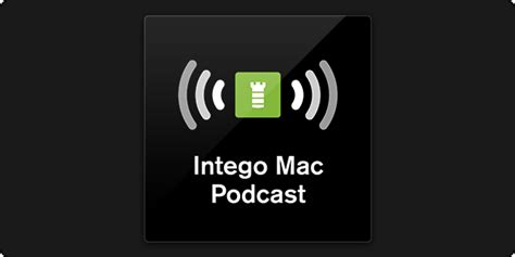 Introducing Shoptalk Tbfs New Podcast Series by Intego Launches New Podcast Series Intego Mac Podcast