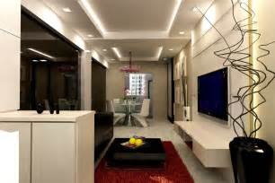 Modern Living Room Decorating Ideas For Apartments by Interior Design For Dining Room Cubtab