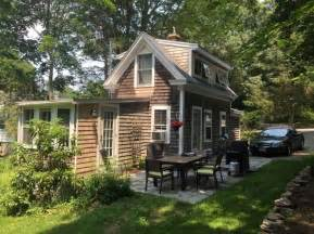 tiny cottage in cape cod