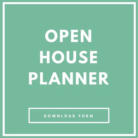 open house ideas for real estate agents 1000 ideas about open house forms on pinterest meet the teacher welcome letters