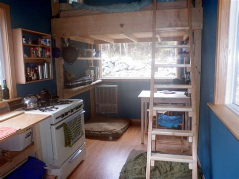 120 square foot house off grid micro cabin tiny house swoon