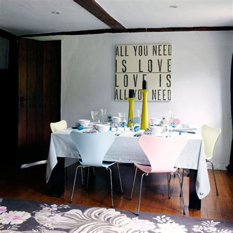 Modern Country Dining Room by Modern Country Dining Room Dining Room Designs Dining