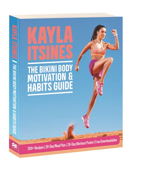 the motivation habits guide books itsines set to launch second book the