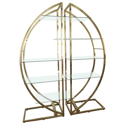 etagere 75 cm romeo rega etagere for sale at 1stdibs