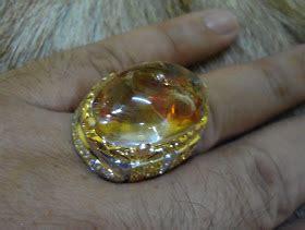 Batu Puser Mata Putih Pelangi jauhari permata cincin batu pelangi 2