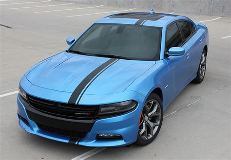 dodge charger decal kit 2006 2018 dodge charger vinyl graphic stripe decal kits