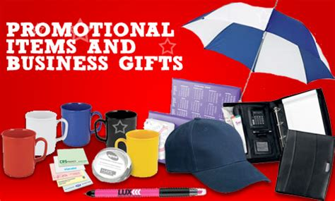 Company Giveaways With Logo - promotional items and business gifts banner
