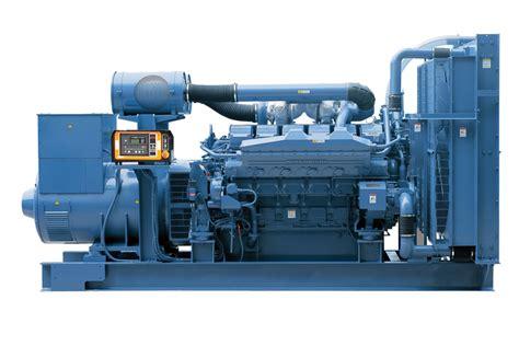 generator mitsubishi 1500kw original mitsubishi genset for sale
