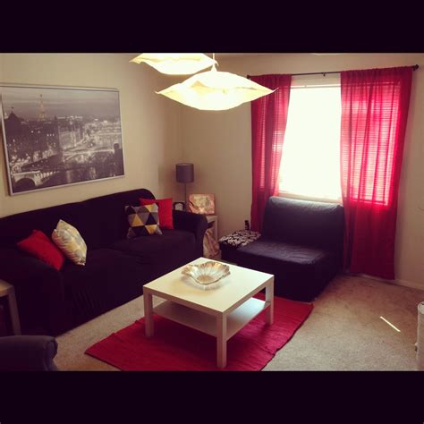 red decor red black and silver living room ideas 1025theparty com