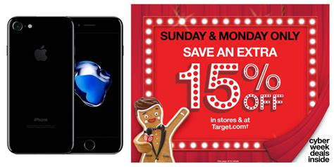 target  offer    apple products  sunday