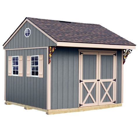 barns northwood  ft   ft wood storage shed kit