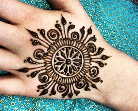 20 stylish circle mehndi designs images sheideas