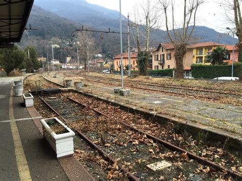 porto ceresio news ferrovia varese porto ceresio cantieri al via in
