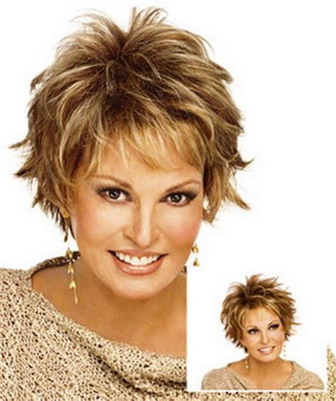 shag cut for over 60 short hairstyles for women over 60