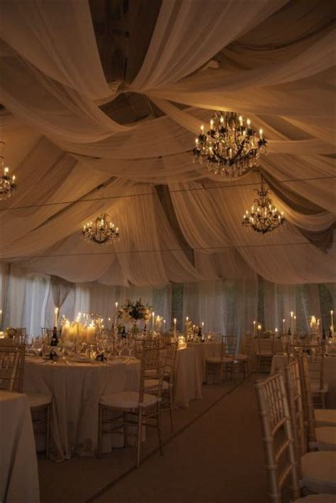 wedding decorations fabric draping want a reception like this http www tradesy com