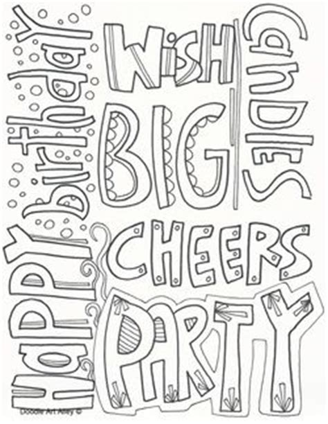 coloring pages for adults birthday happy birthday colouring celebrations around the world