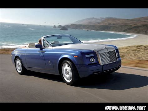 roll royce drophead 2008 rolls royce phantom drophead coupe pictures car blog
