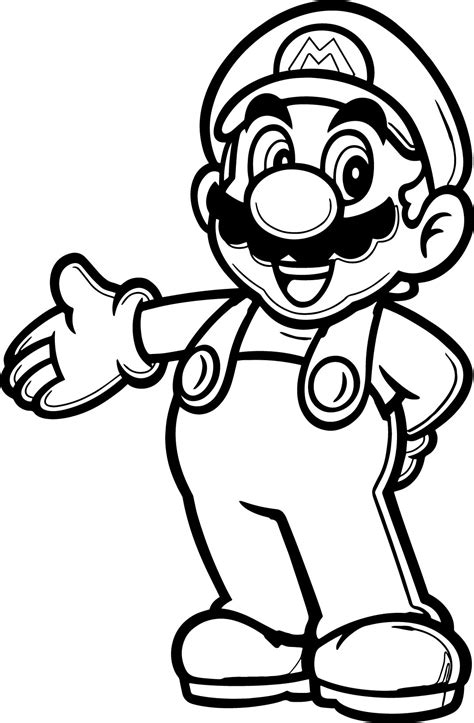 super mario brothers coloring pages yoshi coloring page