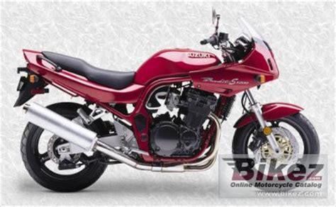 2000 Suzuki Bandit 1200 Specs 2000 Suzuki Gsf 1200 S Bandit Specifications And Pictures