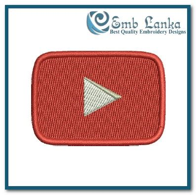 embroidery design youtube youtube logo 2 embroidery design emblanka com