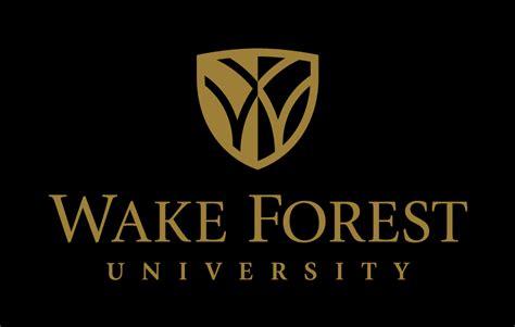 university logo identity standards wake forest university