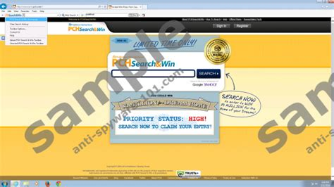 Pch Com Search Win - pch search and win toolbar