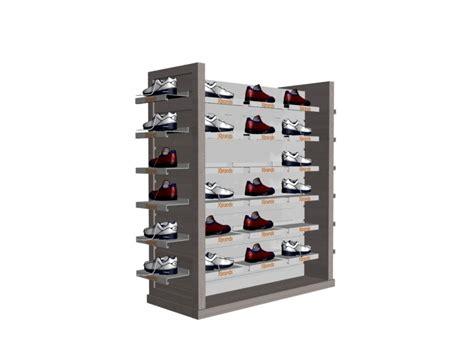 Rak Display Sepatu display sepatu