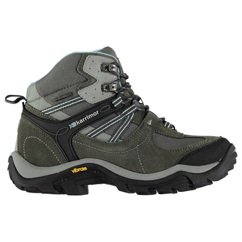 karrimor aspen mid walking boots walking
